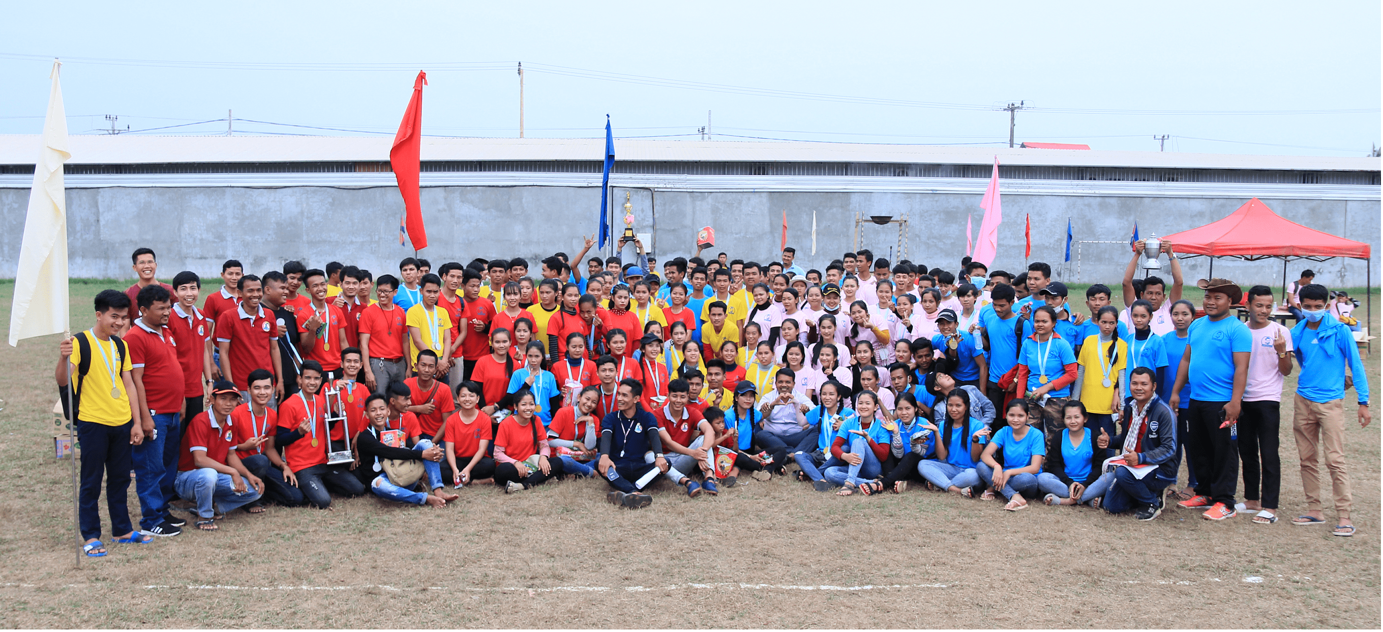 Don Bosco Feast or Color Sport day